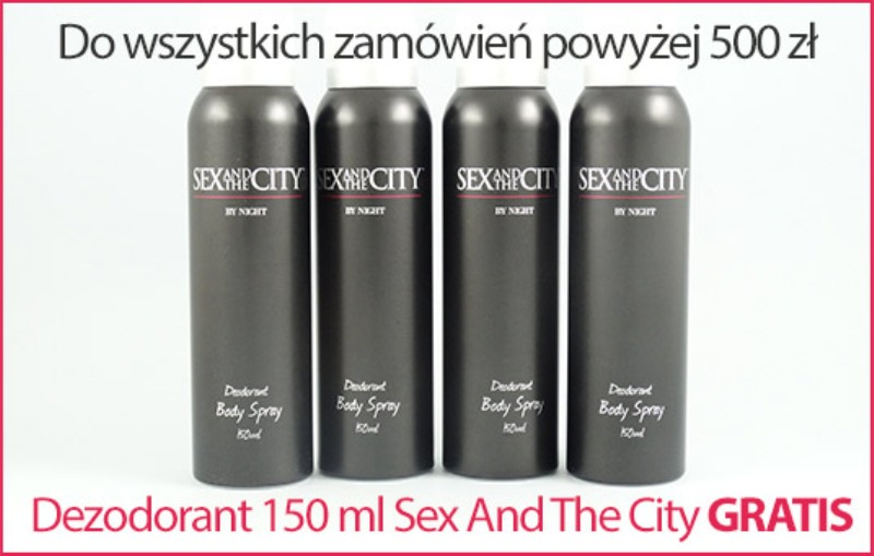 Deo Sex And City
