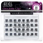 ARDELL_Double Up zestaw 32 kępek rzęs Medium Black