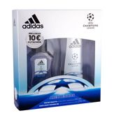 Adidas UEFA Champions League Arena Edition Woda toaletowa 50 ml + Żel pod prysznic 250 ml