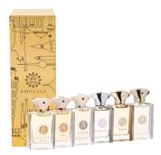Amouage Mini Set Classic Collection Woda perfumowana 45 ml 6x7,5 ml Edp Gold + Dia + Silver + Reflection + Jubilation XXV + Beloved