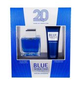 Antonio Banderas Blue Seduction For Men Woda toaletowa 100 ml + Balsam po goleniu 75 ml