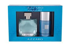 Azzaro Chrome Woda toaletowa 50 ml + deo stick 75ml