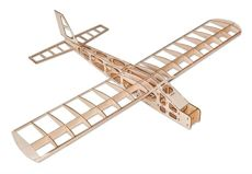 Cloud Dancer Laser Cut Balsa Kit + Motor + ESC + 4 x Servo 9g (rozpiętość 1300mm)