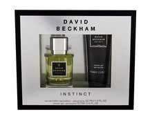 David Beckham Instinct Woda toaletowa 30 ml + Żel pod prysznic 75 ml