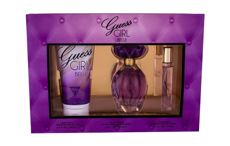 GUESS Girl Belle  Woda toaletowa W 100 ml Edt 100 ml + Mleczko do ciała 200 ml + edt 15 ml