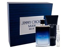 Jimmy Choo Jimmy Choo Man Blue Woda toaletowa 100 ml + Edt 7,5 ml + Balsam po goleniu 100 ml