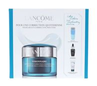 Lancôme Visionnaire Advanced Multi-Correcting Krem do twarzy na dzień 50 ml + Płyn do demakijażu oczu Bi-Facil 30 ml + Serum Advanced Genifique 7 ml + Balsam pod oczy Visionnaire Eye On Correction 5 m