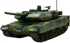 Leopard 2A6 RTR 1:16 27.095MHz