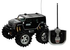 Mad Monster Truck 1:16 27/40MHz RTR - Czarny