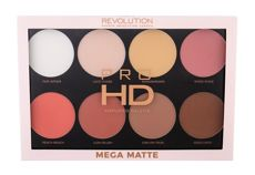 Makeup Revolution London Pro HD Amplified Palette Mega Matte Puder W 32 g