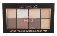 Makeup Revolution London Ultra Pro HD Powder Contour Palette Fair Puder W 20 g