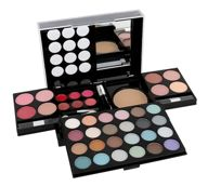 Makeup Trading All You Need To Go   Zestaw kosmetyków W 38 g Complet Make Up Palette