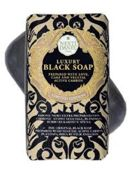 NESTI DANTE_Luxury Black Soap mydło toaletowe 250g