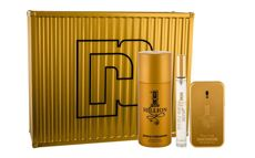 Paco Rabanne 1 Million Woda toaletowa 50 ml + Dezodorant 150 ml + Edt 10 ml