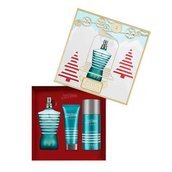 SET JEAN PAUL GAULTIER Le Male Woda toaletowa 125ml + SHOWER GEL 75ml + DEO spray 150ml