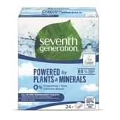 SEVENTH GENERATION_Powered By Plants All - In - 1 Dishwasher Tablets tabletki do zmywarki Free & Clear 24szt.
