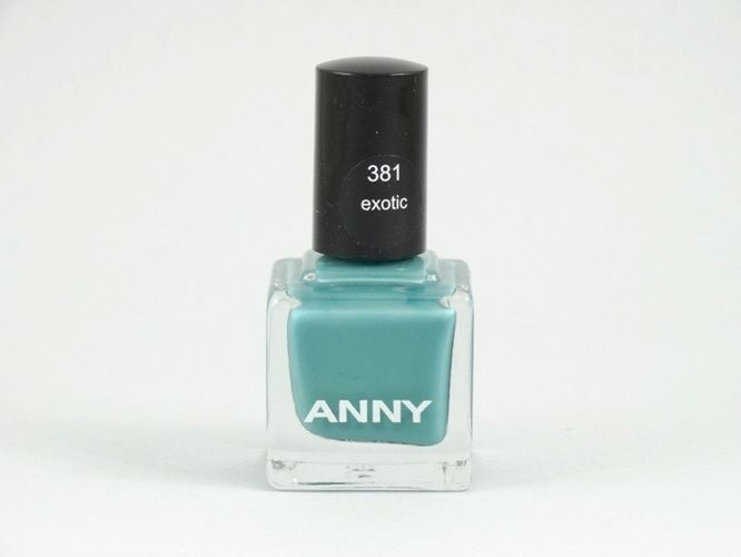 ANNY Nail Lacquer 381 Exotic 15 ml
