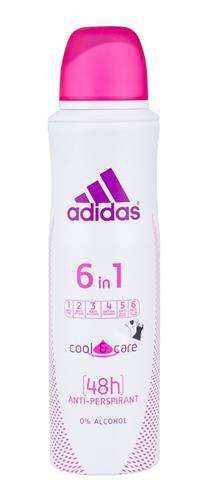 Adidas 6in1 Cool & Care 48h Antyperspirant 150 ml