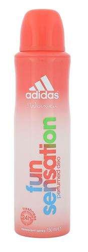Adidas Fun Sensation For Women 24h  Dezodorant W 150 ml