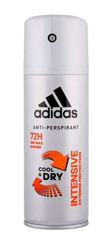 Adidas Intensive Cool & Dry 72h Antyperspirant 150 ml