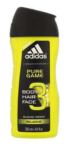 Adidas Pure Game 3in1 Żel pod prysznic 250 ml