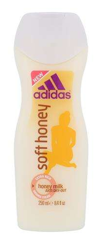 Adidas Soft Honey Żel pod prysznic 250 ml