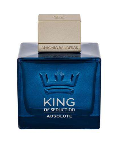 Antonio Banderas King of Seduction Absolute  Woda toaletowa 100 ml