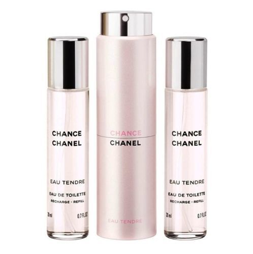 Chanel Chance Eau Tendre Twist and Spray 3x20 ml