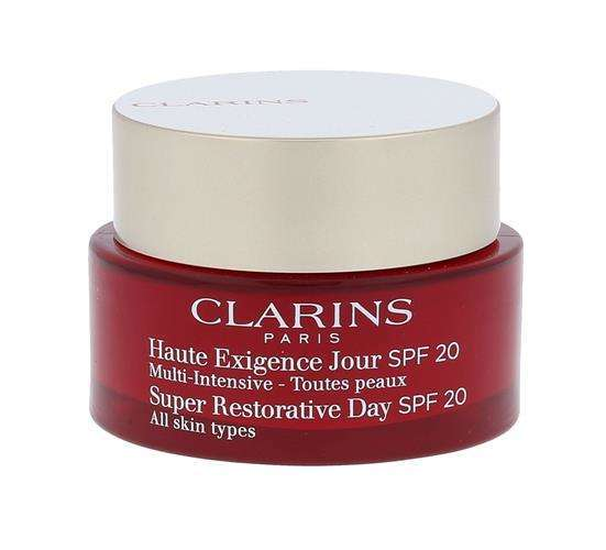 Clarins Age Replenish Super Restorative DayKrem do twarzy na dzień 50 ml