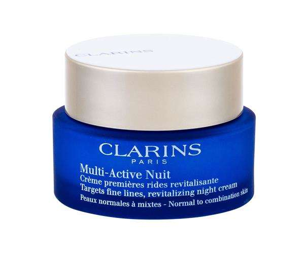 Clarins Multi-Active Krem na noc 50 ml