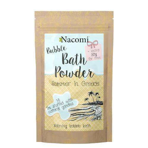 NACOMI_Bubble Bath Powder puder do kąpieli Summer In Greece 150g
