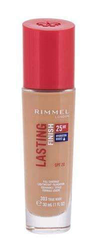 Rimmel London Lasting Finish 25hr SPF20 303 True Nude Podkład W 30 ml