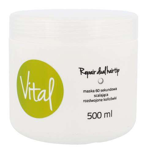 Stapiz Vital Repair Dual Hairtip Mask 60s  Maska do włosów W 500 ml
